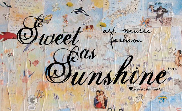 Sweet As Sunshine