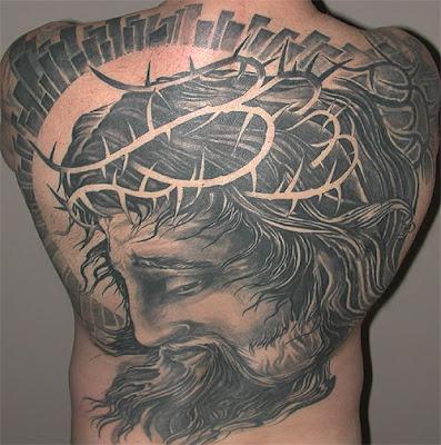 Awesome Religious Tattoos