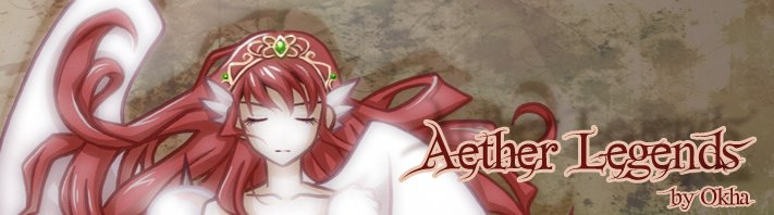 Aether Legends (own project)