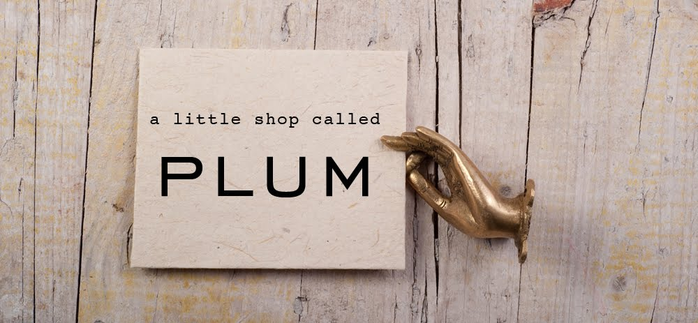 a little shop called plum