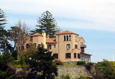 Lola rambla vi a del mar for Hotel cerro castillo