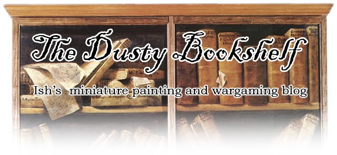 The Dusty Bookshelf