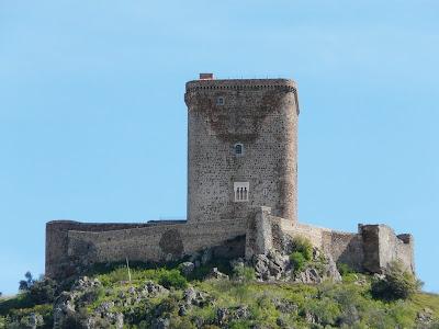 Castillos de Extremadura: FERIA
