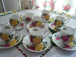 Royal Albert June Delight