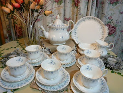 Royal Albert Memory Lane Teaset