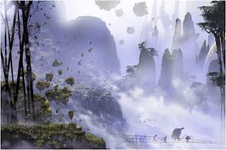 Une des photos officielles de Chasseurs de Dragons