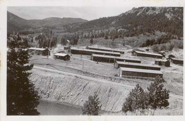 Camp F-59-C, San Isabel, Colorado