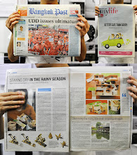 Bkk post Newspaper
