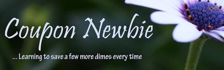 Coupon Newbie
