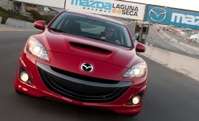 2010 Mazdaspeed 3 Front View