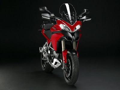 2010 Ducati Multistrada 1200 Front View