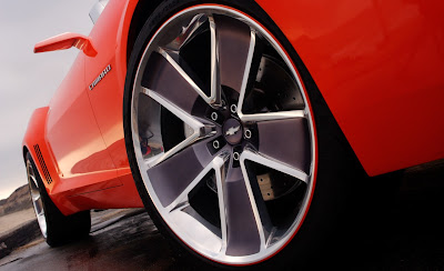 2011 Chevrolet Camaro Convertible Wheel