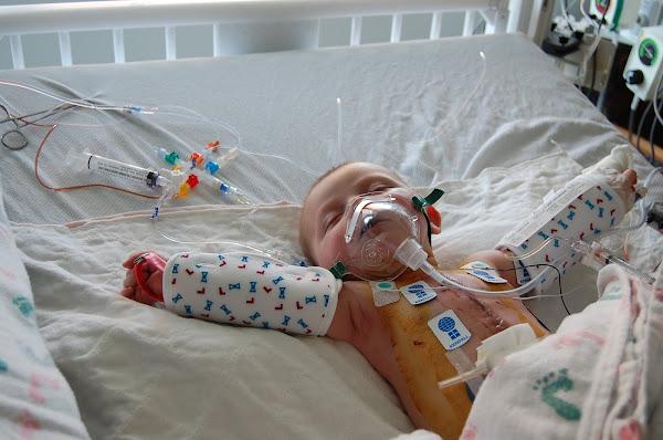March 11, 2010:  Glenn Surgery