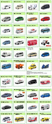 Tomica 2010 Catalog Page 3 of 3