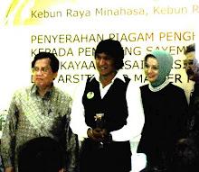 Duta LIPI da Kebun Raya Indonesia Ikang Fawzi 2010.jpg