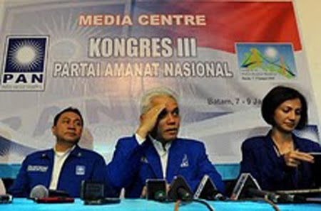 Ketum PAN Hatta Radjasa Medukung Seluruh Kader Berpotensi Maju Jadi Birokrat Indonesia
