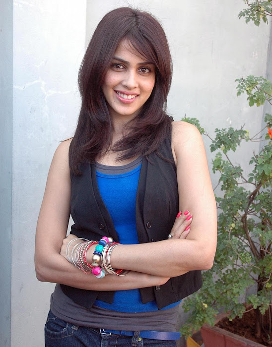 genelia awesome looking from katha press meet hot photoshoot