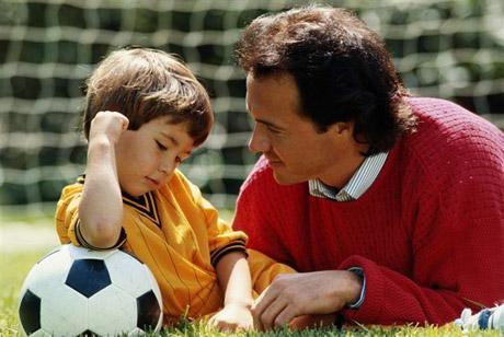 Relación entre padre e hijo es fundamental