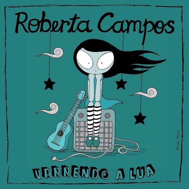 A poesia folk de Roberta Campos