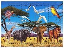 selo de Gana-africa