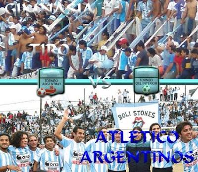 Mercado de pases torneo argentino  A y B