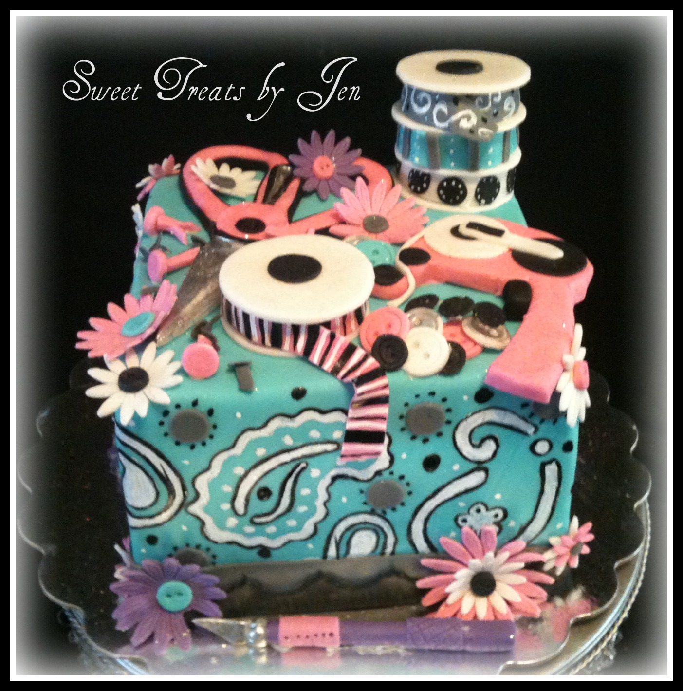 Sweettreats By Jen Why Hello 2011 How Sweet Its Been