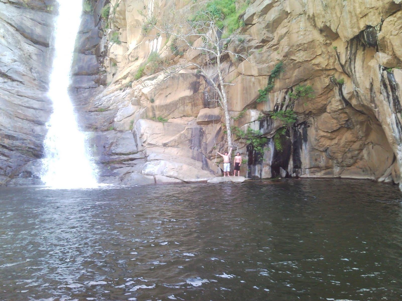san diego hikers: cedar creek falls