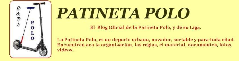 Patineta Polo
