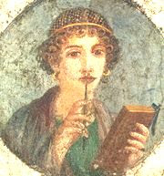 Die Muse der Dichterin Ana Elsner