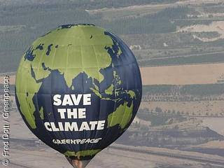 Amalgamated Perspectives joins Greenpeace in their call to save our Planet Earth