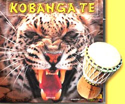 CROSS CULTURAL OUTLINE presents Kobanga Te