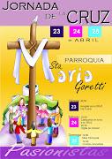 Celebrar la JORNADA DE LA CRUZ en PASCUA DE RESURRECCIÓN tiene un atractivo . copia de cartel jornada cruz mãlaga