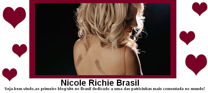 ♥ Nicole Richie Brasil ♥