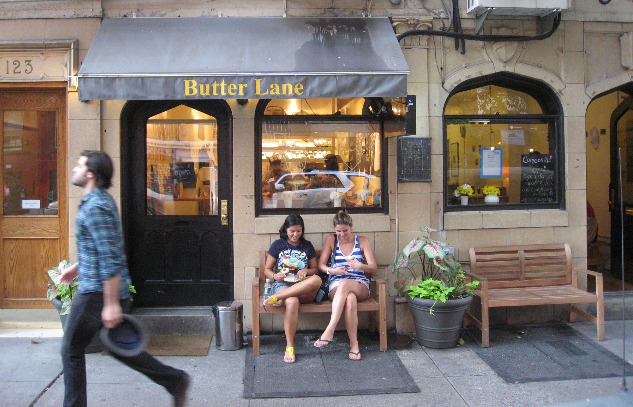 Jersey Foodies: Butter Lane - New York, NY