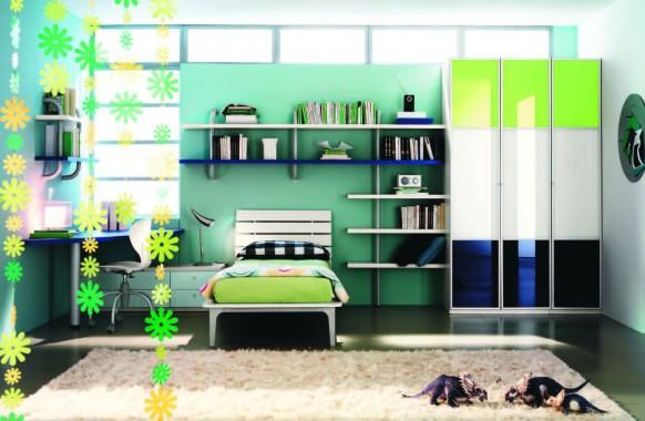 Decora tu casa fotos dise o y decoraci n de dormitorios for Habitaciones compactas