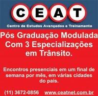 Pós Graduação em Trânsito - CEAT