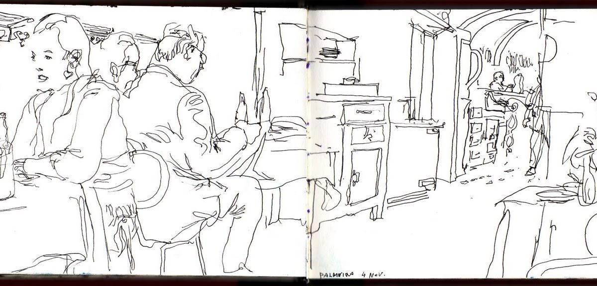 Meet the correspondents: LISBON > João Catarino | Urban Sketchers