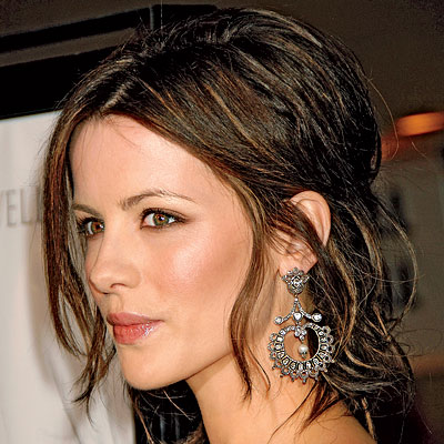 kate beckinsale hair 2009. kate beckinsale hair.