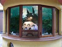 Maailman suurin Totoro.
