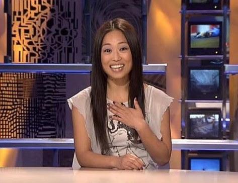 Usun Yoon en la televisión española
