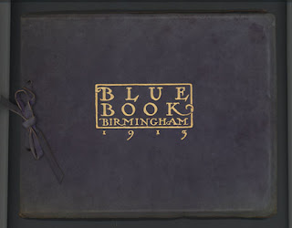 Blue Book Birmingham 1913
