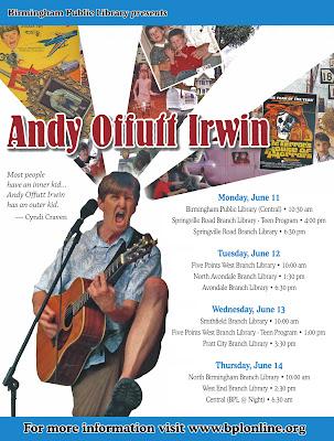 Andy Offutt Irwin