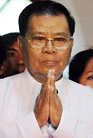 >Than Shwe – Free & Fair Election in 2010, again