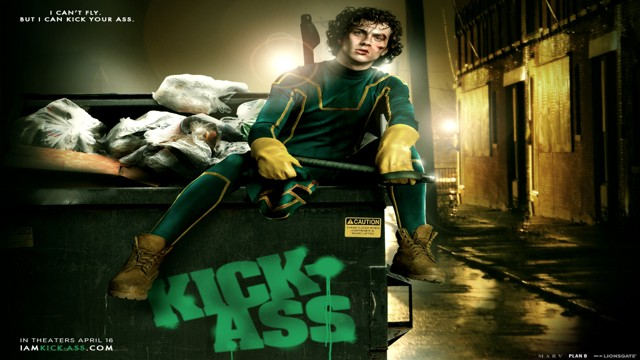 ass wallpaper. 2010 Kick-Ass Wallpaper