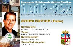 MODELO DE CARNET DE ASOCIADO DE ABAP SCZ -2009/2011
