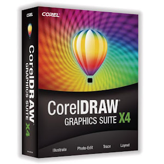 Box Caja BoxShot CorelDrawX4 Corel Draw X4 Funcionando + Keygen comprobado