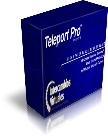 TelePort ULTRA v1.61, Descarga Páginas Web Completa