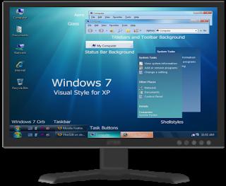 Windows 7 V3 Visual Style Para Windows XP Windows.7.V3-Box-Caja-Pantalla
