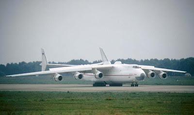 El avión más pesado del mundo: An-225 Mriya