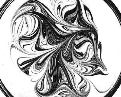 gota de tinta